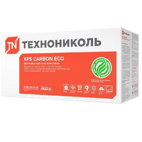 Экструзионный пенополистирол Технониколь XPS CARBON ECO