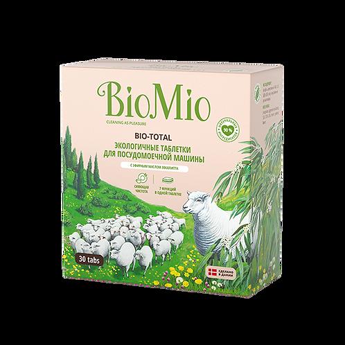 Экологичные таблетки для посудомоечной машины 7-в-1