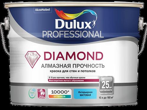 Краска Dulux Professional Diamond (базы BW, BC)