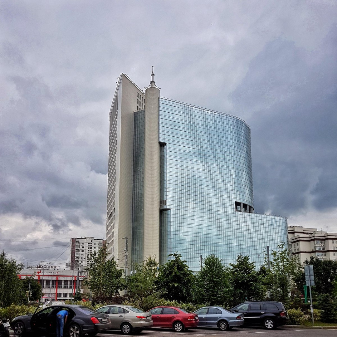 БЦ ПРЕО-8, Москва