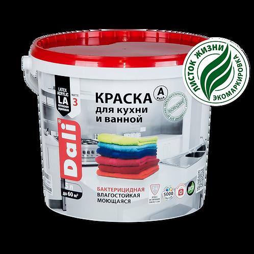 Краска для кухни и ванной DALI®