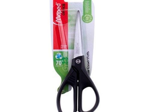 """Ножницы Maped """"Essentials Green"""" 21см, европодвес"""