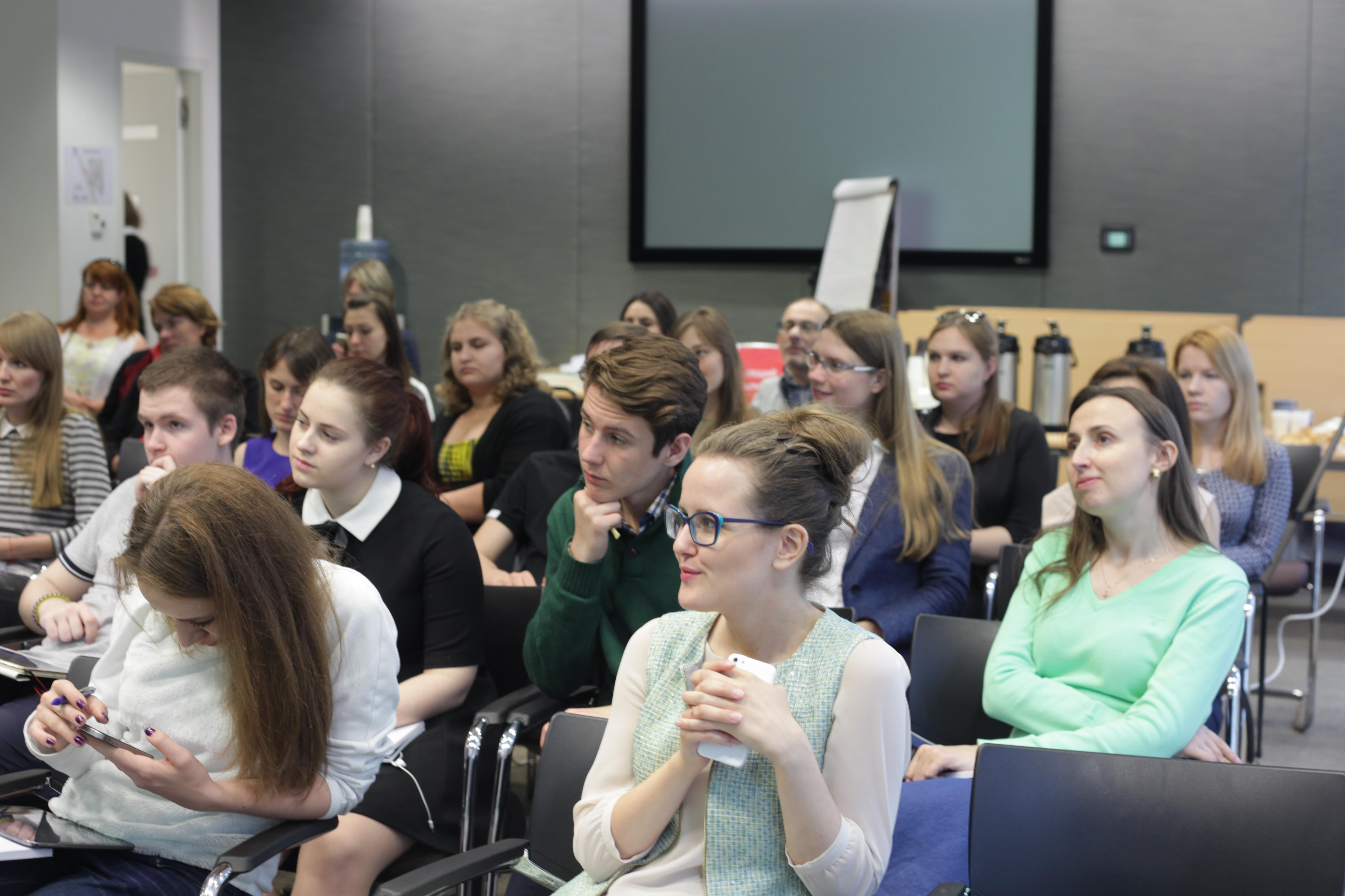 """Участники акции """"Зеленый офис"""""""