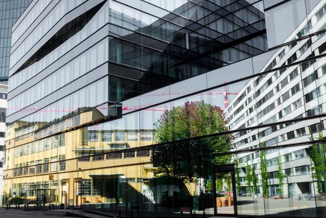 Зеленые здания, вирусы и климатические изменения.