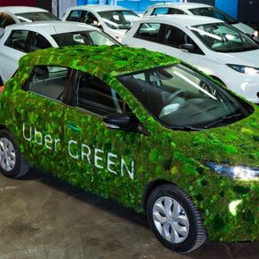 $800 млн готов потратить Uber на премии и скидки для водителей электромобилей