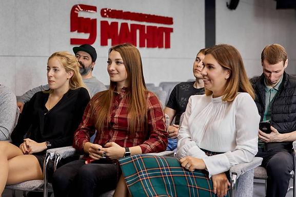 """Головной офис """"Магнит"""" в г. Краснодар получил сертификат ECOGREENOFFICE"""