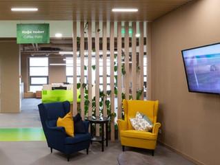 Офис компании BONDUELLE подтвердил сертификат ECOGREENOFFICE