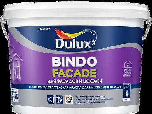 Краска Dulux Professional Bindo Facade (базы BW, BC)