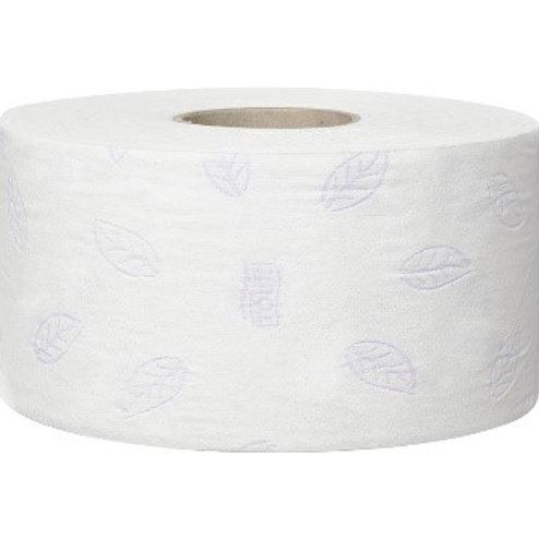 """Бумага туалетная Tork """"Premium"""", 3-слойная, мини-рулон, 120м/рул., ультрамягкая"""