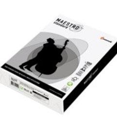 """Бумага Maestro """"Standard"""" А4, 80г/м2, 500л., 146%"""