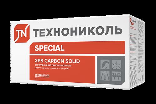 Экструзионный пенополистирол Технониколь XPS CARBON SOLID