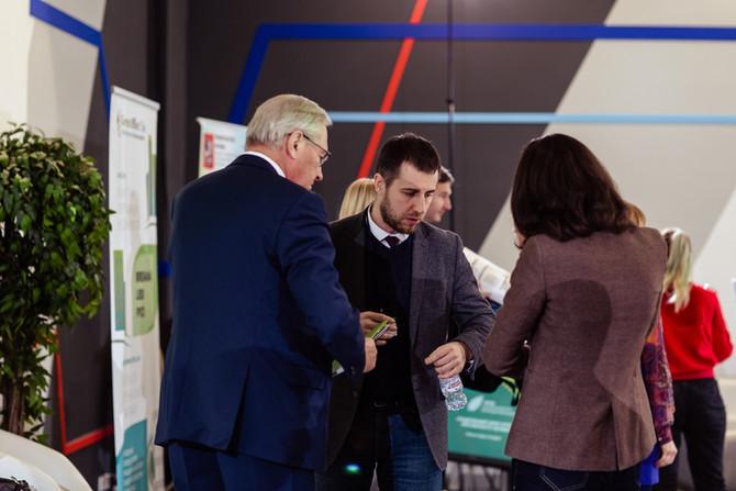 """4-я международная конференция """"Зелёный офис. Зелёный город"""" состоялась 7 декабря, в павильоне Умный"""