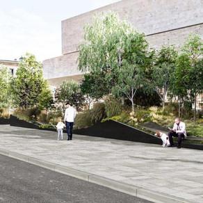 Инновация для озеленения городских пространств - модульные почвенные блоки SUPERVERDE