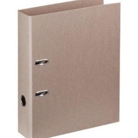 Папка-регистратор OfficeSpace 70мм, картон, без покрытия