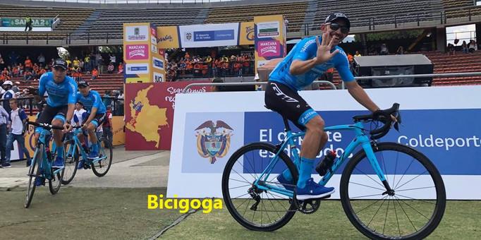 José Serpa (GW Shimano)