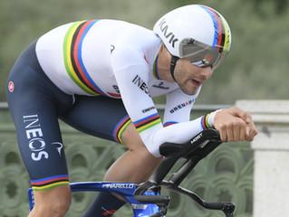 El arcoiris apareció en Piemonte