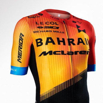 Team Bahrain McLaren