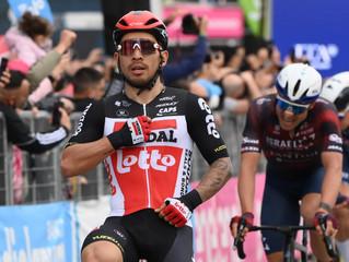 Ewan el primero en repetir en este Giro