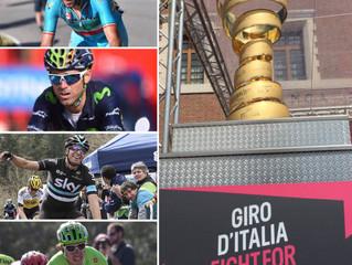 El Giro 2016 ¿Dependerá de una Crono?