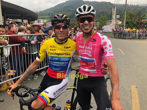 Oscar Quiroz y Alexis Camacho