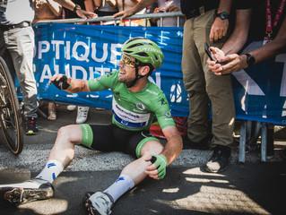 La victoria del empate dejó vacío a Cavendish