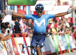 Nairo Quintana voló en el llano