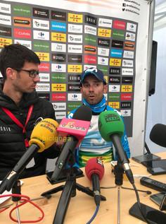 Valverde en conferencia