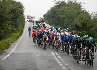 Giro recortado y sin sprint