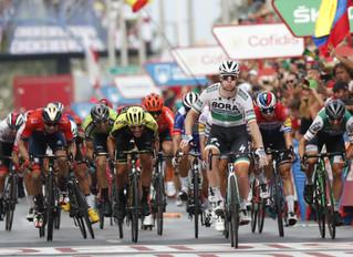 La ola verde invadió la Vuelta