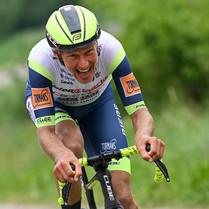 La fuga madrugó en el Giro