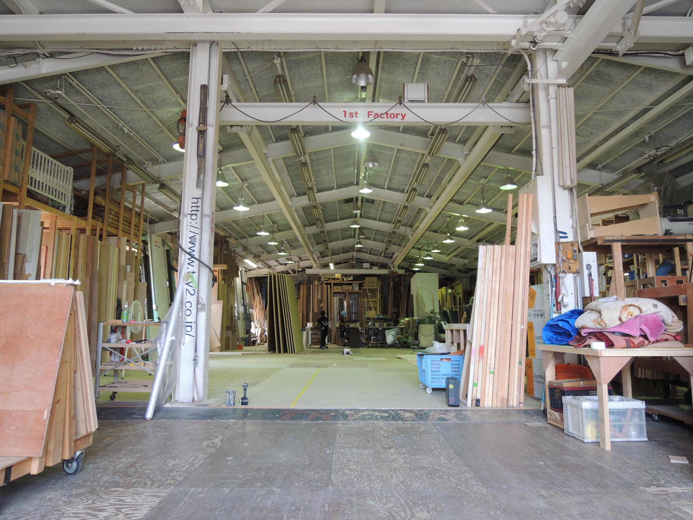 第1工場   140坪
