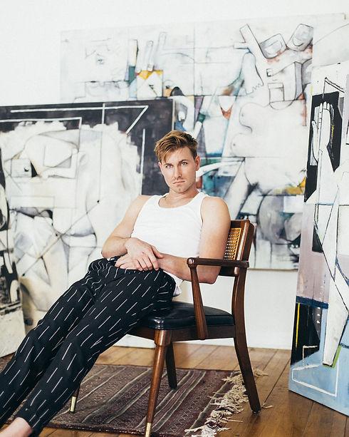 Wes Aderhold Painter, Artist, Actor