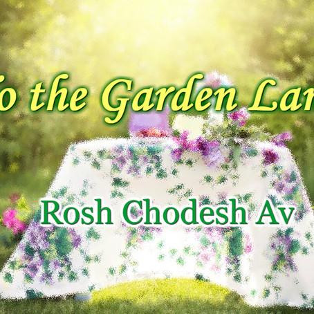 Rosh Chodesh Av