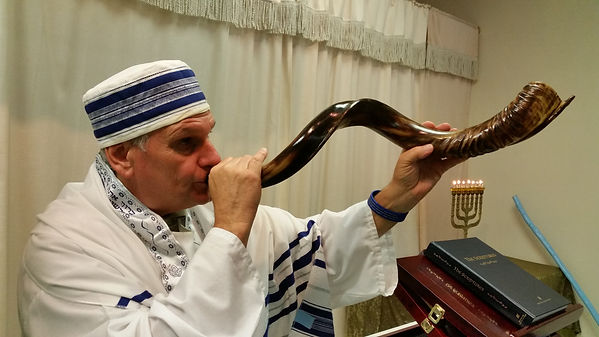 Hear the Shofar - Listen to our Recent Drashot (sermons)