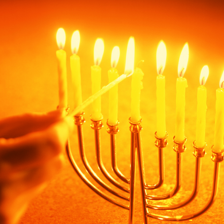 Staying Lit: The Encouraging Message of Chanukah