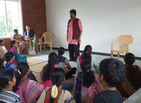 Story telling workshop