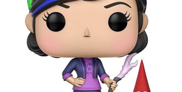 Funko POP! Trollhunters #468 Claire with Gnome