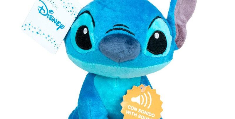 Disney Stitch soft plush toy with sound 30cm
