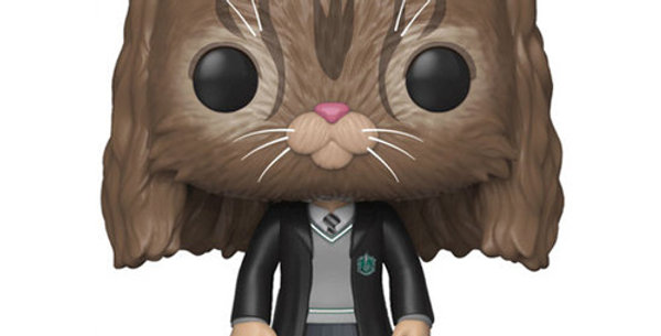 Figurine Funko POP Harry Potter Hermione as Cat 77
