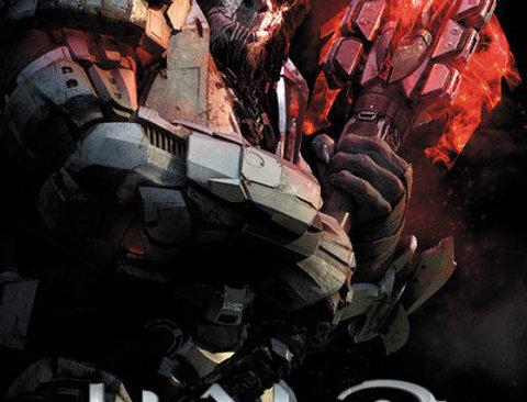 Poster plastifié Halo Wars 2 REF:579