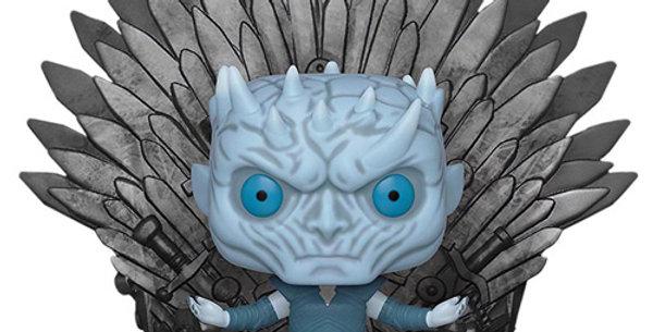 Funko POP! Game of Thrones 74 Night King on Iron Throne