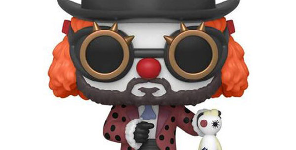 Funko POP! La Casa De Papel #915 Professor O Clown