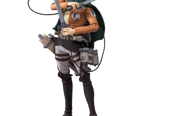 Attack on Titan figurine Color Tops Eren Jaeger 18 cm
