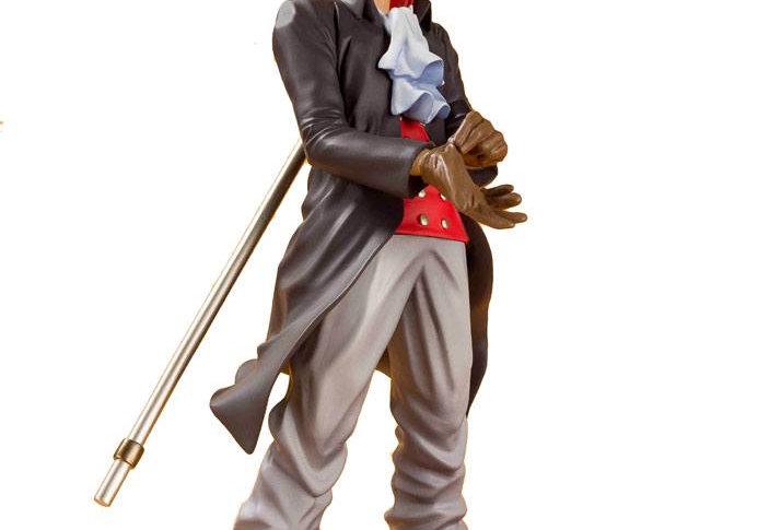 One Piece Film Gold statuette PVC FiguartsZERO Sabo Tamashii Web Exclusive 15 cm