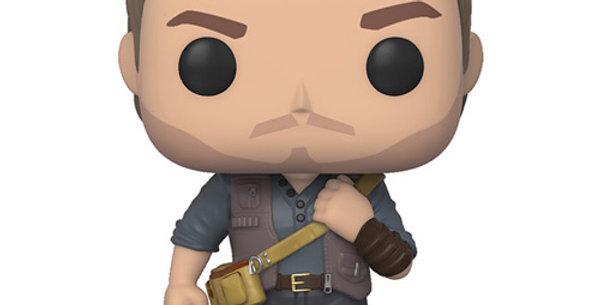 Figurine POP Movie Jurassic World 585 Owen Grady