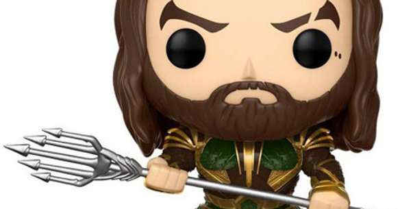 Funko POP! Justice League #205 Aquaman