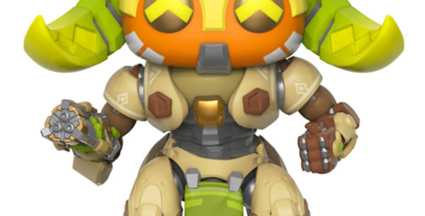 Figurine Funko POP Games Overwatch Orisa 352
