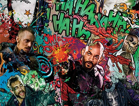 Suicide Squad (Crazy) REF:642