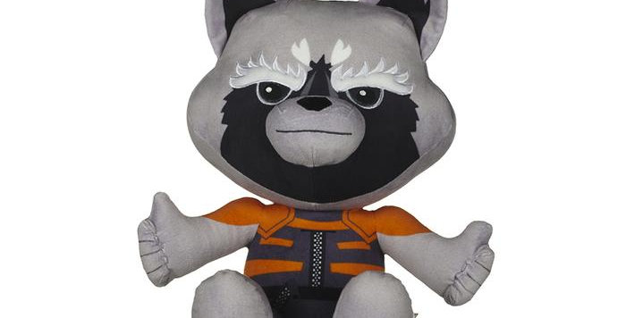 GUARDIANS OF THE GALAXY PELUCHE 24cm