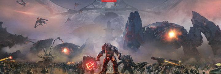 Poster plastifié Halo Wars 2 REF:578